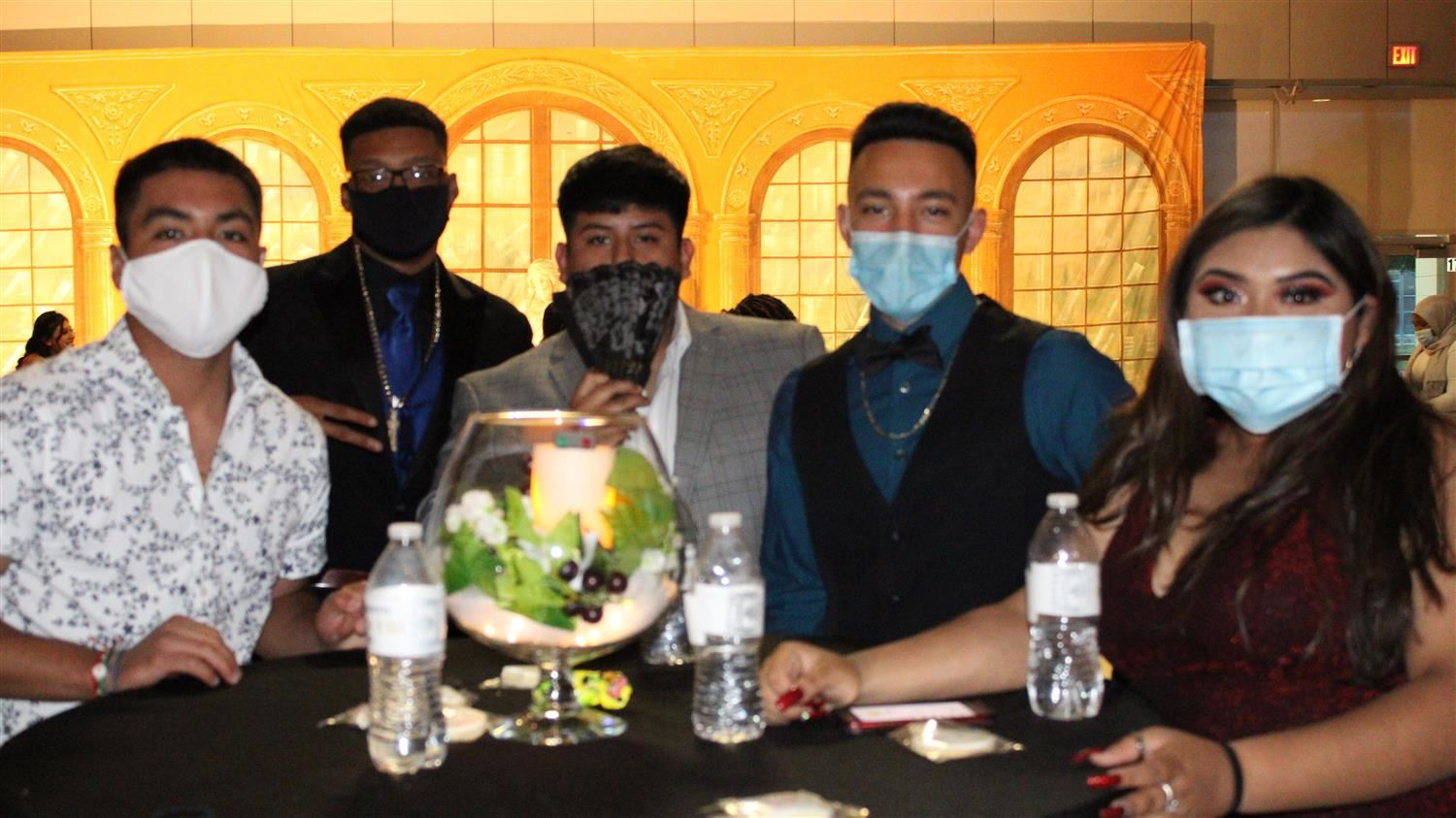 Lewisville High School Celebrates PROM-VID