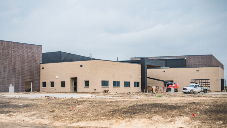 LISD STEM Academy at Memorial Elementary on its Way