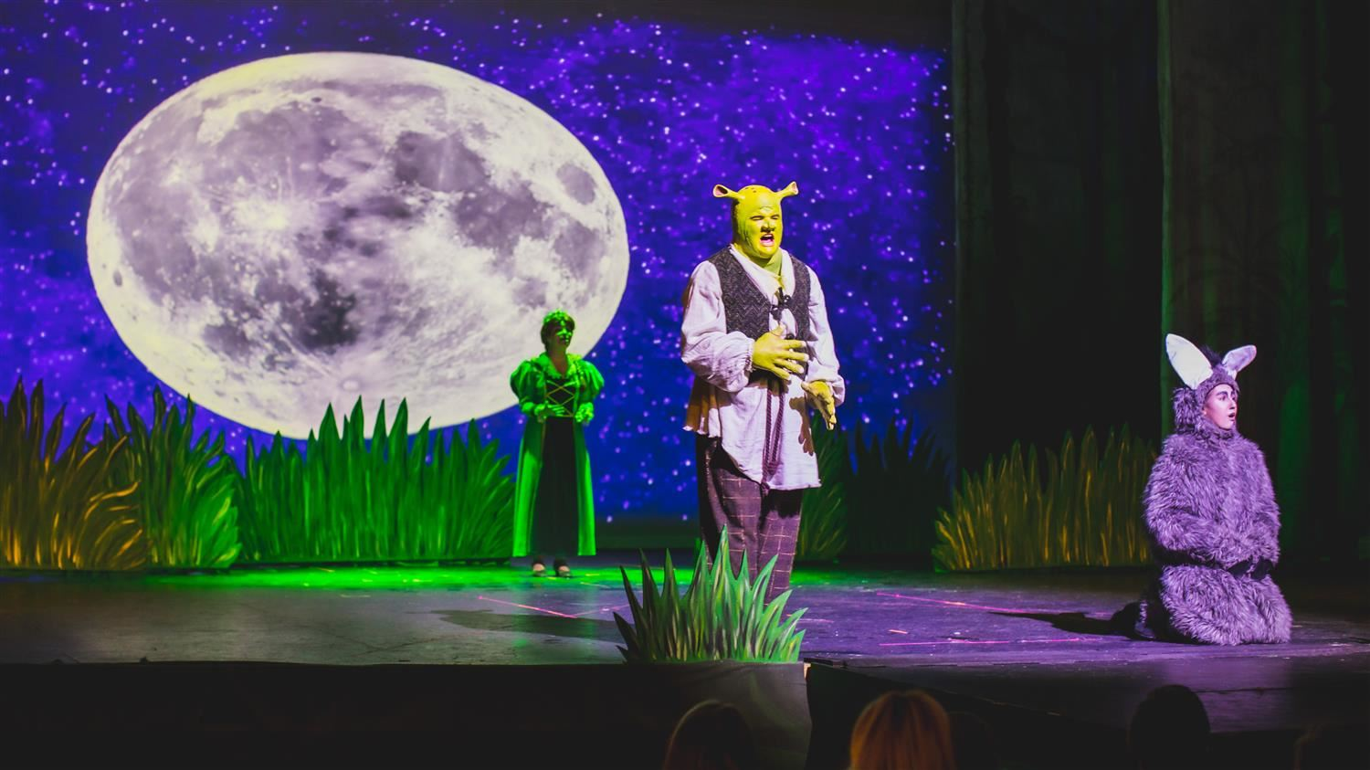 """Shrek"" Gets Friendly at The Colony High School"