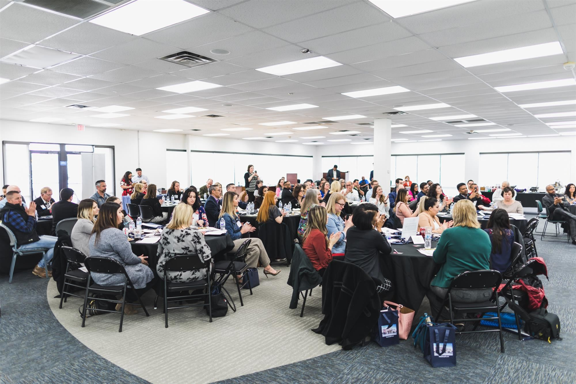 The Colony Chamber Luncheon in February 2019.