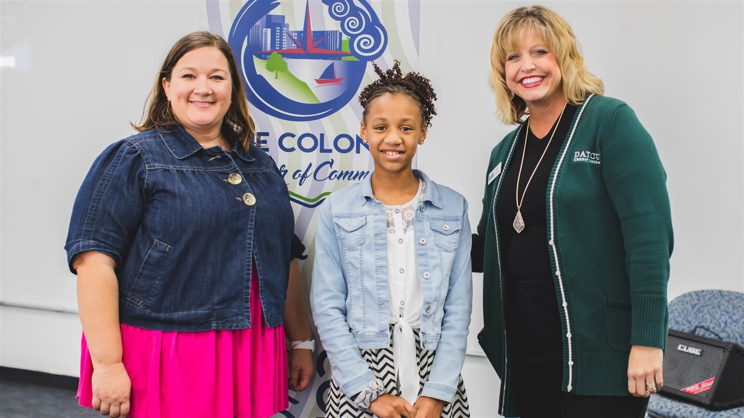 Peters Colony's Holloway Named The Colony Chamber of Commerce/DATCU October Student of the Month