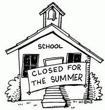 School Office Closed For The Summer