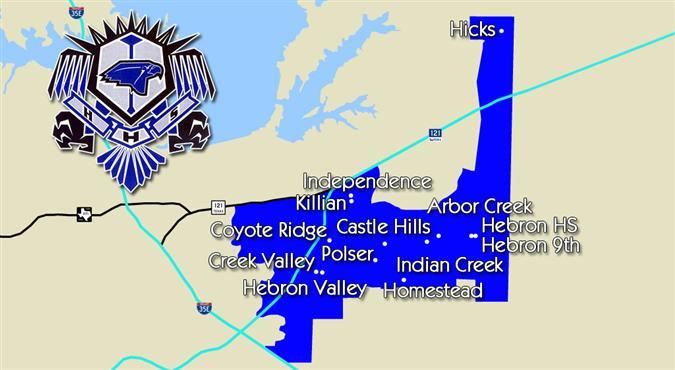 Homestead High School Campus Map.2008 Bond Hhs Feeder