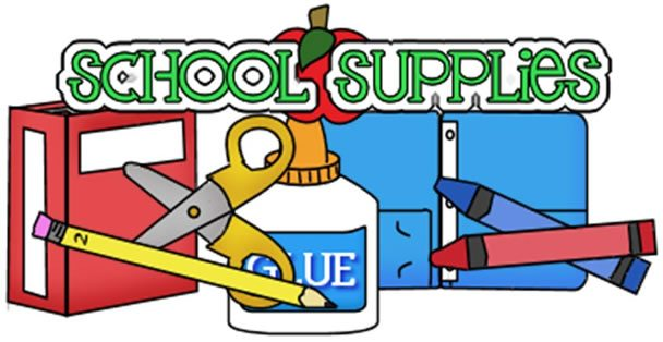 School Supply Lists 2019-2020