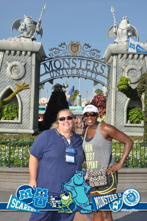 Ms. Nash and I had a blast at Hollywood Studios.