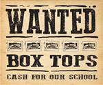 Box Top - Wanted
