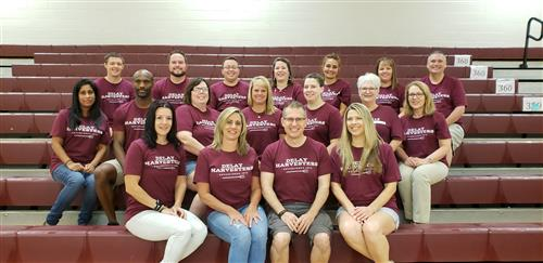 DeLay 7th Grade Staff