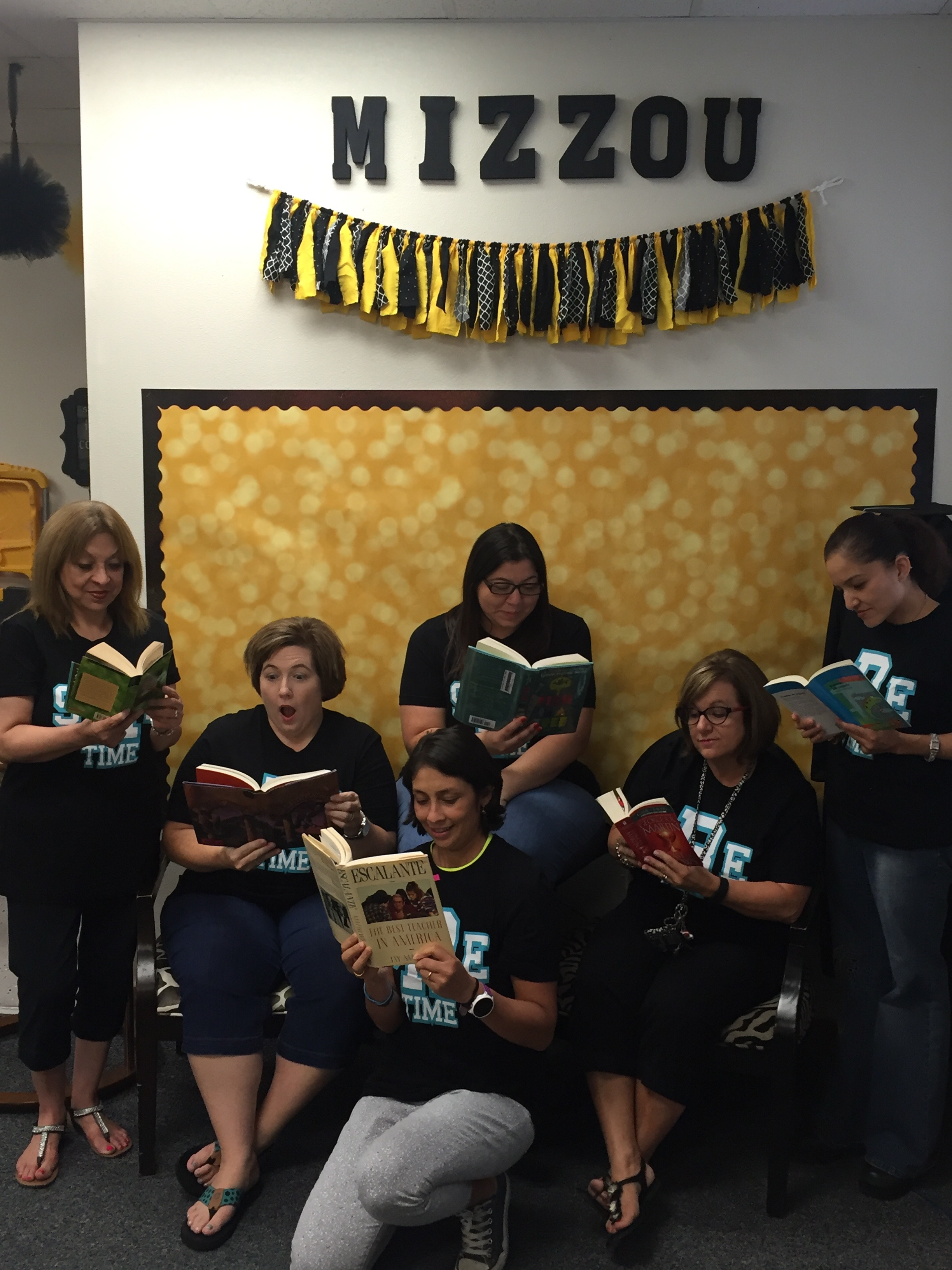Rockets Read - Instructional Specialists