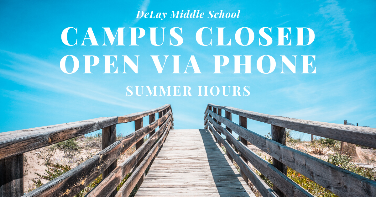 Summer Phone Hours