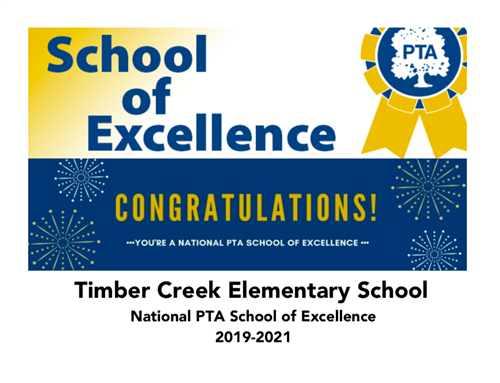 PTA Award Graphic