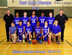 East Zone Champs