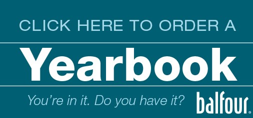 Don't forget to order your Yearbook.