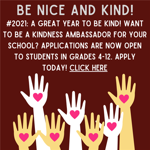 Looking for Kindness Ambassadors