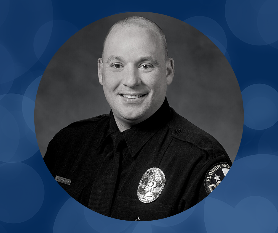 2020 LISD SCHOOL RESOURCE OFFICER OF THE YEAR JUSTIN LOBELLO