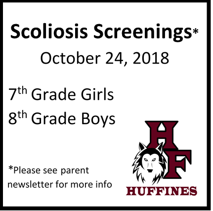 Scoliosis Screenings