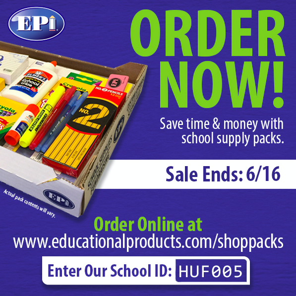 School Supply SALE!