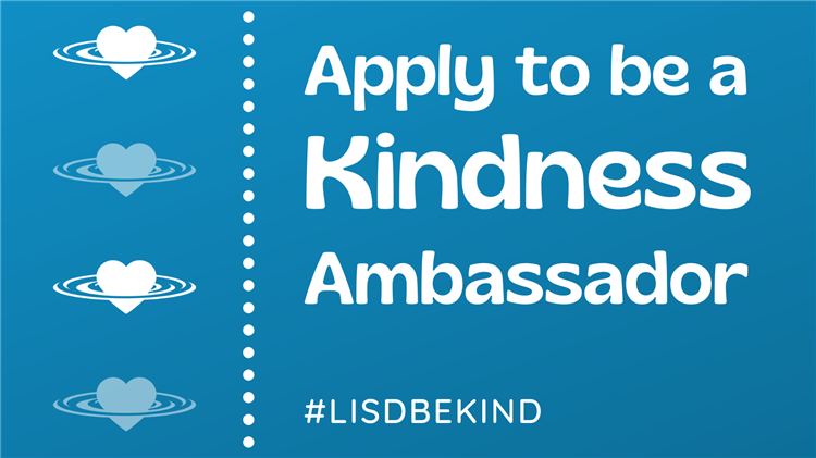 LISD Kindness Ambassadors Application