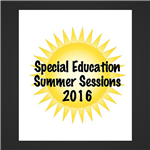 Special Education Summer Sessions
