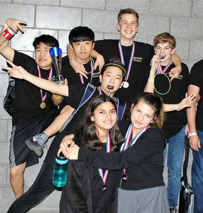 Destination Imagination Team Advances to Globals