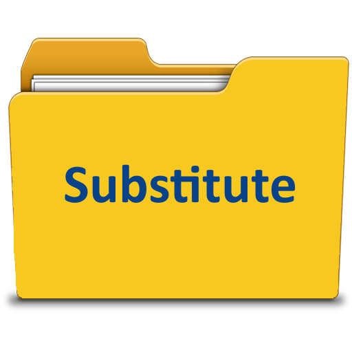 sub system    absence  substitute management system