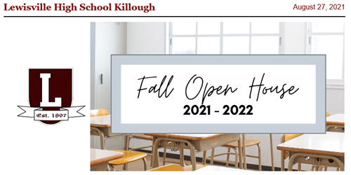 Open House Resources