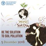 World Soil Day Dec. 5, 2018