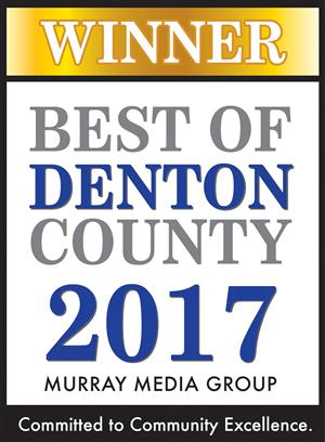 best of denton county winner