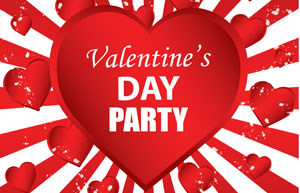 Valentine's Day Parties Scheduled