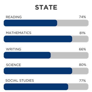 State STAAR Testing Results