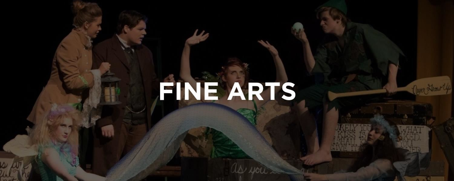 The Colony High School Fine Arts