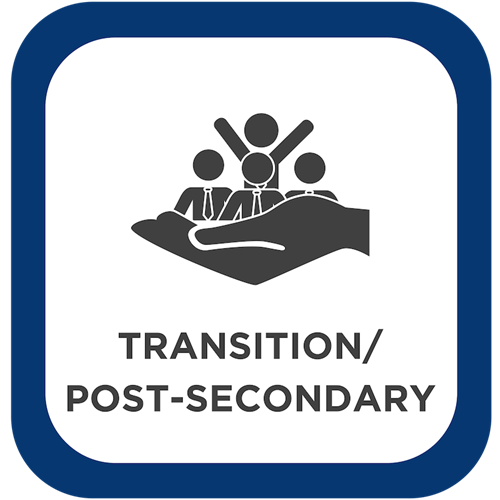 Transition/Post-Secondary Information