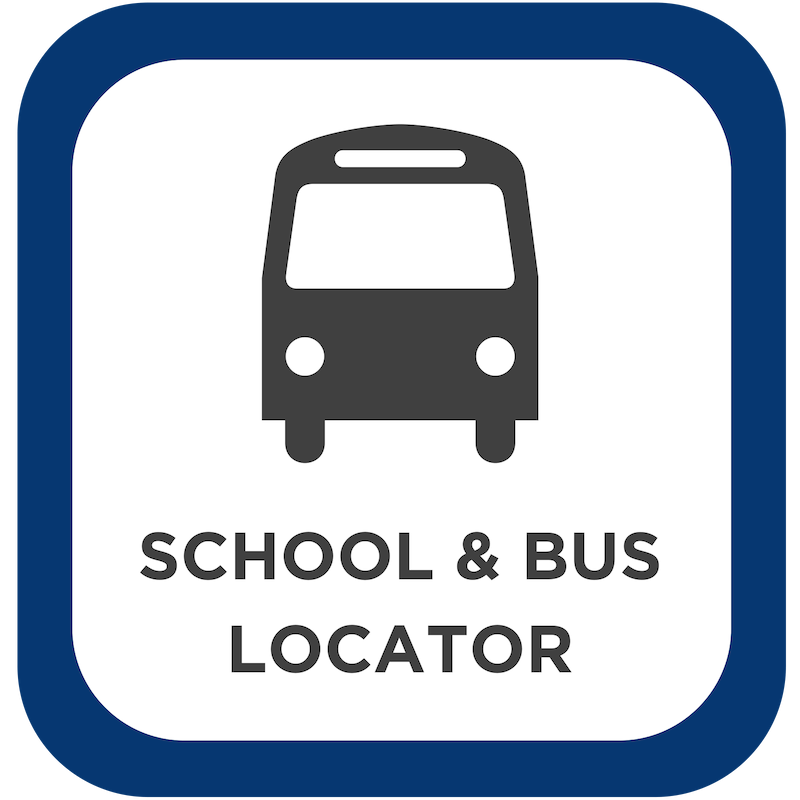 SChool & Bus Locator Button
