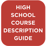 High School Course Description Guide