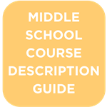 Middle School Course Description Guide