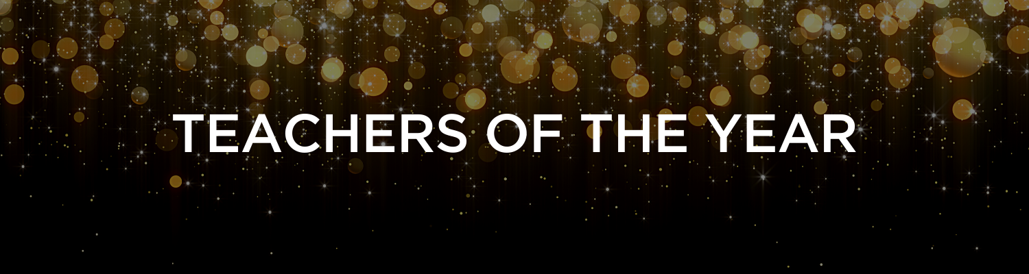 LISD Teachers of the Year Website Banner