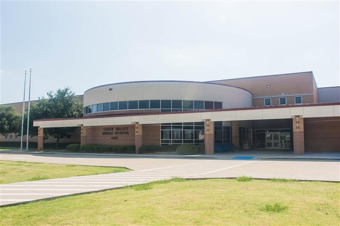 Creek Valley Middle School / Home of the Wildcats
